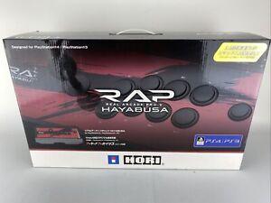 Hori Real Arcade Pro V Hayabusa Arcade Fight Stick PS5 PS4 PS3