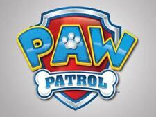 Paw Patrol edible logo  2 per sheet icing