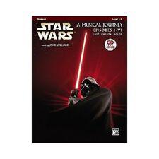 STAR Wars: un viaggio musicale, strumentale Assoli Per Tromba (LIBRO & CD)