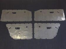 Chrysler Valiant VE VF VG Door Gasket Trim Moisture Dust Seals 200Micron Plastic