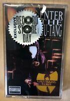 Wu-Tang Clan - Enter the Wu Tang(36 Chambers) RSD 2018 Cassette MC NEW!!!!