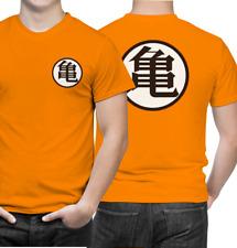 Camiseta Dragon Ball Roshi Goku - T-Shirt Turtle Tortuga - Bola de Dragon
