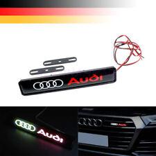 Schwarz Abzeichen Emblem LED Für AUDI A3 S3 A4 S4 A5 S5 A6 S6 RS3 RS4 RS6 TT Q5