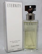 Calvin Klein Eternity 100 ml Eau de Parfum EDP Spray für Damen Neu & OVP