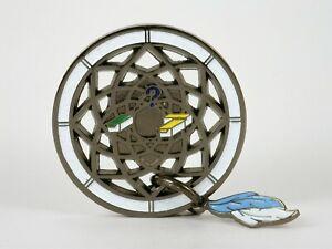 Dreamcatcher AIR Geocoin, 2006, wunderschön, selten, unaktiviert