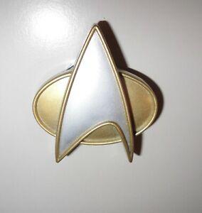 Star Trek Emblem - Captain Picard - Enterprise - Uniformabzeichen