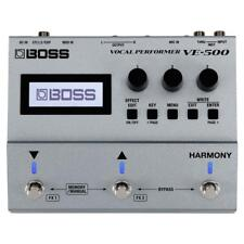 BOSS VE-8 Acoustic Singer  FREE EMS SHIPPING