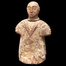 RARE ANCIENT GANDHARA BRONZE IDOL 200-300 A.D
