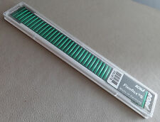 ROWI Germany Bright Green 17mm Special 3 Notch Ends Expansion Watch Band