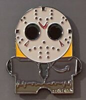 Amazon Peccy Jason Voorhees Friday 13th Halloween Collector Enamel Pin