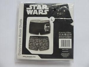 Disney Star Wars Boxershorts 2er Pack  Gr. L