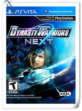 PSV DYNASTY WARRIORS NEXT DW Sony PlayStation VITA Koei Tecmo Action Games