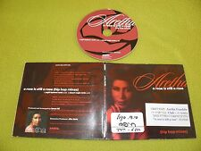 Aretha Franklin - A Rose Is Still A Rose (Hip Hop Mixes) Israel Israeli Promo CD