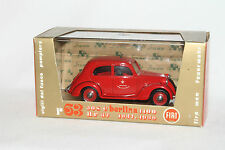 BRUMM REVIVAL #R63 1937-1939 FIAT 508C BERLINA 1100, FIRE CHIEF CAR, BOXED