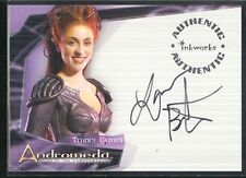 Andromeda Auto A5 Laura Bertram as Trance Gemini