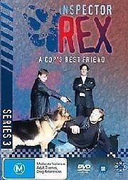 Inspector Rex : Series 3 - Complete DVD box Set.