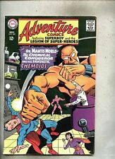 Adventure Comics #362-1967 vg+ Legion / Superboy