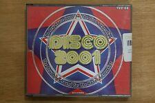 Disco 2001 - Studio 45, Loverush, Real DJ, Supercar   (Box C251)
