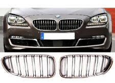 BMW 6 series F12 F13 F06 & M6 chrome & black kidney grilles double spoke UK