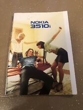 nokia 3510i instruction manual
