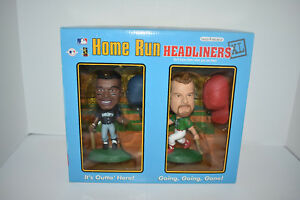 Home Run Headliners MLB Bobble Head 2-pack - Mark McGwire and Ken Griffey Jr.