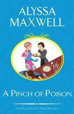 NEW - A Pinch of Poison (A Lady and Lady's Maid Mystery)