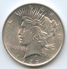 G2404 - USA One Peace Dollar 1922 KM#150 VF-XF Adler Silber United States