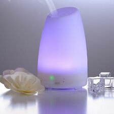 Diffusore Di Aromi, Aromaterapia, Purificatore d'aria con 7 colori LED da 120ML