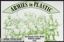 Armies in Plastic Russian Civil War (1918) White Army 1/32 Scale 54mm