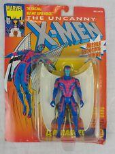 Marvel 1993 Uncanny X-Men Original Mutant ARCHANGEL Missile Shooting Wings