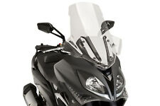PUIG V-TECH LINE TOURING SCREEN KYMCO XCITING 400i 17-18 CLEAR