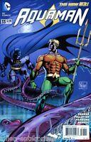 Aquaman #33 Batman 75th Variant Edition Comic Book 2014 New 52 - DC