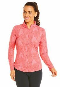 IBKUL Womens BTB Snake Print Long Sleeve Mock Neck 10650 - New - XS - PICK COLOR