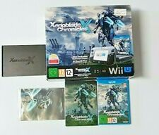 Nintendo Wii U Konsole XENOBLADE Chronicles, Limited Edition premium pack 32GB