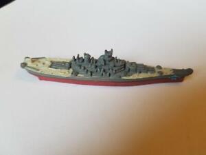Micro Machines Battleship Boat military vehicles blue star
