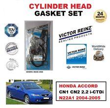 VICTOR REINZ HEAD GASKET SET for HONDA ACCORD CN1 CN2 2.2 i-CTDi N22A1 2004-2005