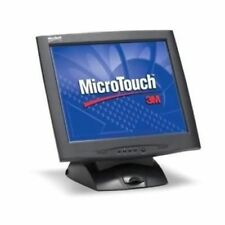 "15"" 3M MicroTouch 11-81375-225 Touch Screen Monitor Used"