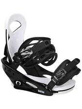 BURTON Smalls Kinder Snowboard Bindung Small Reflex L Boots 34 - 38 schwarz NEU