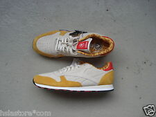 "Hanon X Reebok Classic Leather Lux 44.5 ""Aberdeen Leopards"""