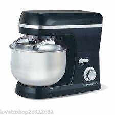 Morphy Richards Accents Electric Plastic Stand Mixer – Black 400011 REFURBISHED