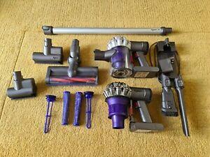 Dyson V6 Total Clean Cordless Vacuum Cleaner JOBLOT X 2