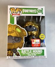 #509 Funko Pop fortnite-BATTAGLIA Hound GITD - E3 2019 esclusivo