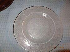 MacBeth Evans Dogwood Apple Blossom Dinner Plate 9 1/4 inches