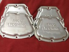 LYCOMING 68795 ROCKER BOX COVERS NOS, QTY 4