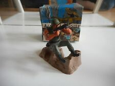 Mattel Heroes in Action / Eroi in Azione Soldier Shooter in Box
