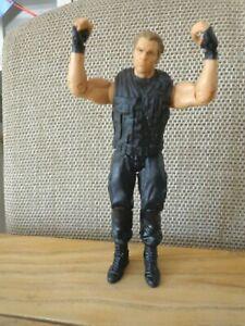 WWE WWF Dean Ambrose Shield Basic Series 2013 Wrestling Figure Mattel