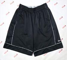 Nike Shorts Men's Large Black Dri Fit Swoosh