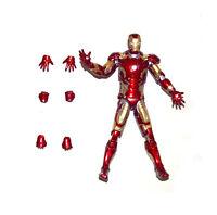 "Marvel Legends Select Iron Man MK 43 Armor 7"" Action Figure Loose  UK"