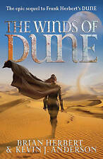 Herbert, Brian, Anderson, Kevin J., The Winds of Dune, Very Good Book