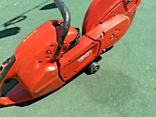 Hilti Dsh 700 X Gas Saw Parts Only Lks Clean Needs To Repair Fast Ship